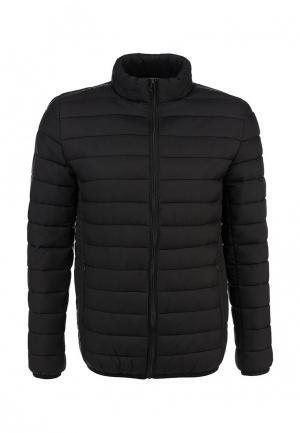 Куртка утепленная Fox. Цвет: черный