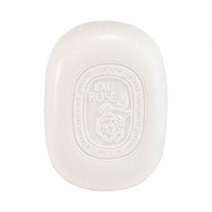 Парфюмированное мыло Eau Rose diptyque. Цвет: бесцветный
