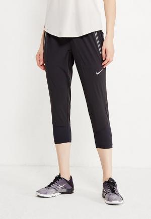 Бриджи Nike W NK FLX SWFT RNG CROP. Цвет: черный