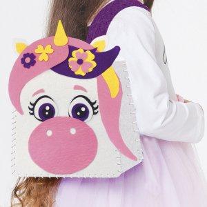 Набор для создания рюкзака из фетра Школа талантов