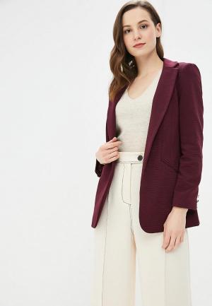 Пиджак Wallis. Цвет: бордовый