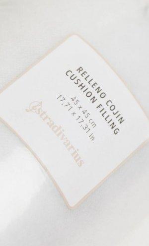 Наполнитель Для Декоративной Подушки Женская Коллекция Цвет Небеленого Полотна 64 Stradivarius. Цвет: цвет небеленого полотна