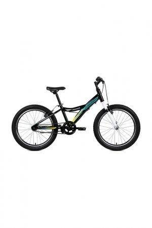 Велосипед Comanche 20 1.0 Forward. Цвет: черный, зеленый