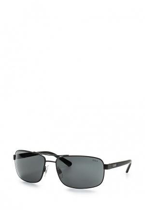 Очки солнцезащитные Polo Ralph Lauren PH3095 903887. Цвет: черный