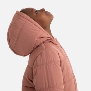 Куртка La Redoute. Цвет: розовый