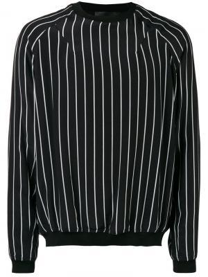 Striped sweatshirt Haider Ackermann. Цвет: черный
