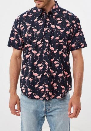 Рубашка 69slam. Цвет: синий