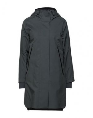 Легкое пальто KRAKATAU. Цвет: свинцово-серый