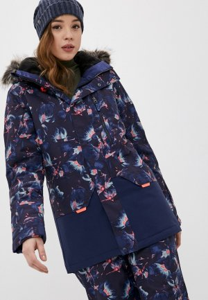 Куртка сноубордическая ONeill O'Neill PW ZEOLITE JACKET. Цвет: синий