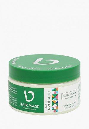 Маска для волос Alan Hadash Israeli Avocado. Цвет: прозрачный