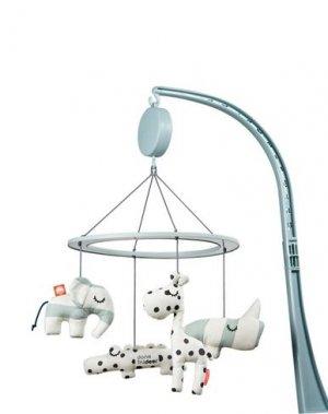 Игрушки для малышей DONE BY DEER. Цвет: небесно-голубой