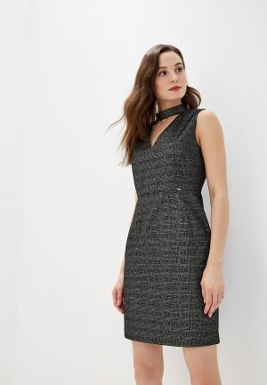 Платье Gaudi. Цвет: серый