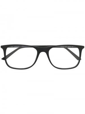 Очки в квадратной оправе Calvin Klein