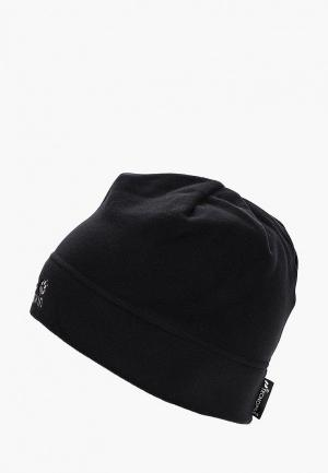 Шапка Jack Wolfskin REAL STUFF CAP. Цвет: черный