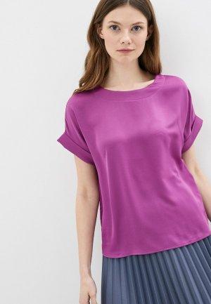 Блуза Kira Plastinina. Цвет: фиолетовый
