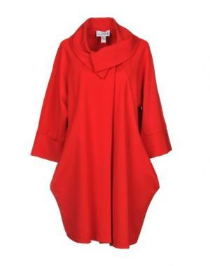 Пальто JOSEPH RIBKOFF. Цвет: красный