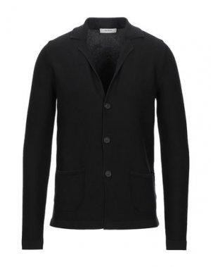 Пиджак ALPHA STUDIO. Цвет: черный
