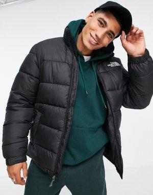 Черная утепленная куртка из синтетических материалов Black Box-Черный цвет The North Face