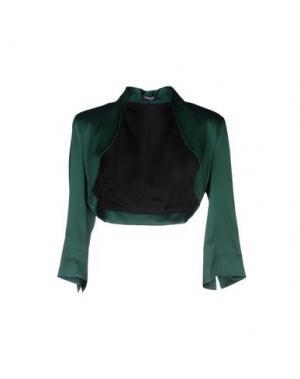 Пиджак FLAVIO CASTELLANI. Цвет: изумрудно-зеленый