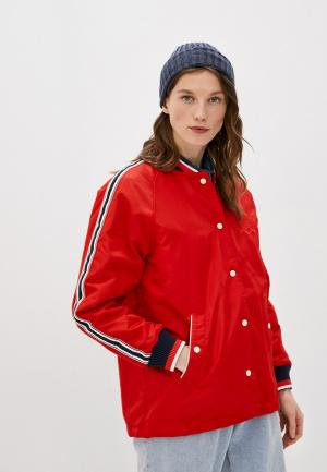 Куртка Gant. Цвет: красный