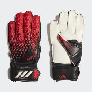 Вратарские перчатки Predator 20 Match Performance adidas. Цвет: красный