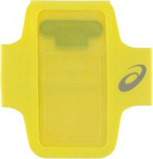 Чехол на руку для смартфона ASICS. Цвет: желтый