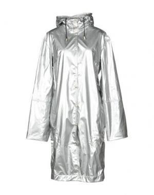Куртка ILSE JACOBSEN. Цвет: серебристый