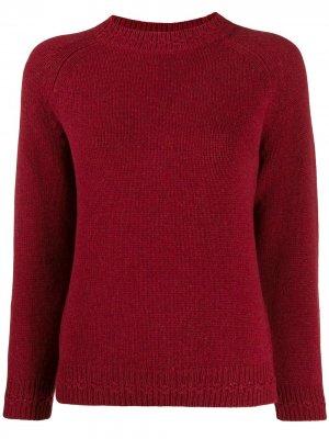 Relaxed fit jumper A.P.C.. Цвет: красный
