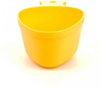 Кружка WILDO. Цвет: желтый