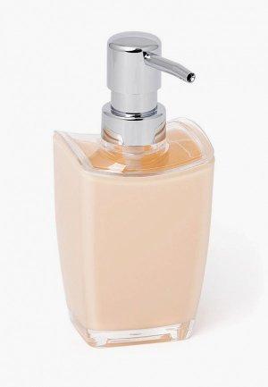 Дозатор для мыла DeNastia четырёхгранный зауженный