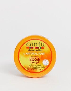 Гель для кончиков волос экстрасильной фиксации с маслом ши Cantu