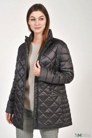 Куртка Basler. Цвет: серый