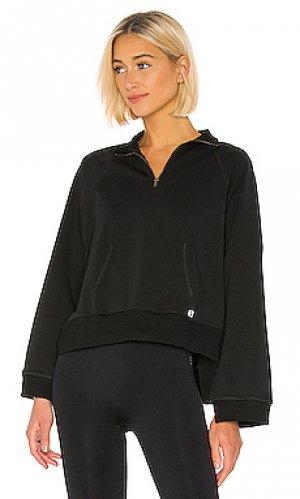 Пуловер bex Body Language. Цвет: черный
