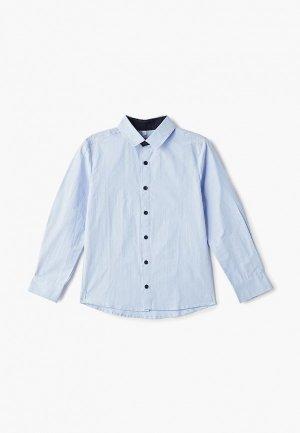 Рубашка Tforma. Цвет: голубой
