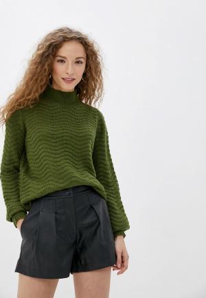 Свитер Y.A.S. Цвет: зеленый