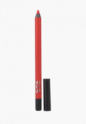 Карандаш для губ Make Up Factory Color Perfection Lip Liner т.39 ярко-красный, 1.2 гр. Цвет: красный