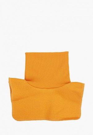 Манишка Trendyco Kids. Цвет: оранжевый
