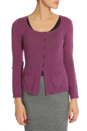 Пуловер Annapurna. Цвет: баклажановый
