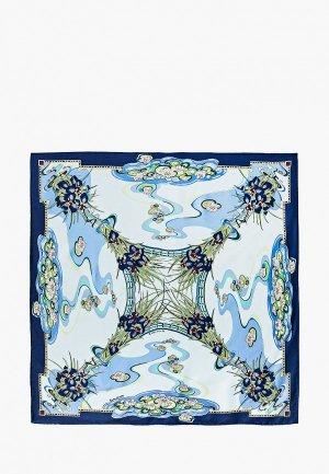 Платок Freywille Hommage a Claude Monet. Цвет: голубой