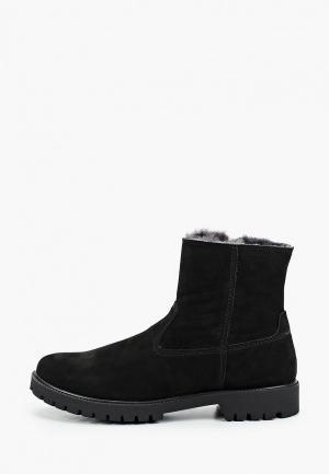 Ботинки Valser. Цвет: черный