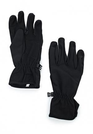 Перчатки Regatta Xert S/Shell Glv. Цвет: черный