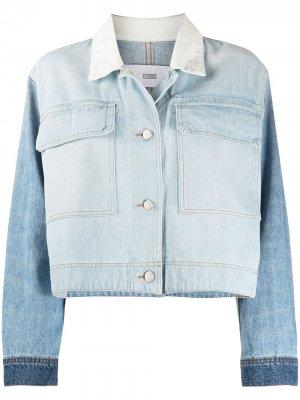Джинсовая куртка Tale Closed. Цвет: синий
