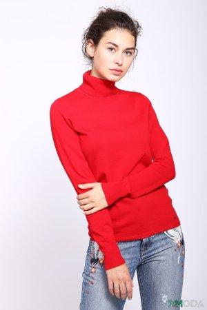 Пуловер Taifun. Цвет: красный
