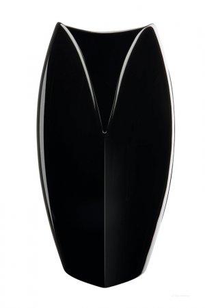 Ваза Marabu 30 см Asa Selection. Цвет: черный