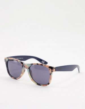 Солнцезащитные очки с принтом тай-дай Spicoli 4-Multi Vans