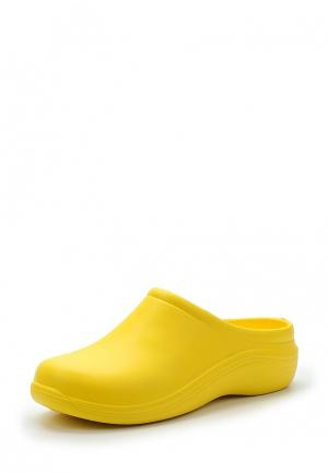 Сабо Anra. Цвет: желтый