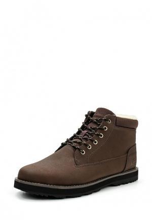 Ботинки Quiksilver MISSION V. Цвет: коричневый