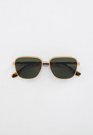 Очки солнцезащитные Marc Jacobs 531/S PEF. Цвет: золотой