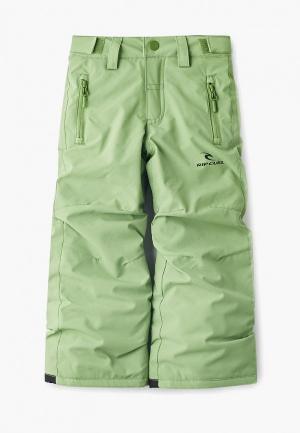 Брюки сноубордические Rip Curl OLLY GROM PT. Цвет: зеленый