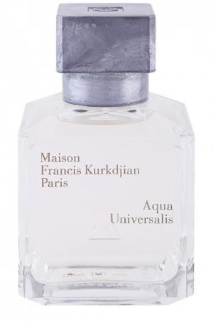 Туалетная вода Aqua Universalis Maison Francis Kurkdjian. Цвет: бесцветный